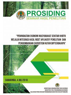 Cover Prosiding 2018